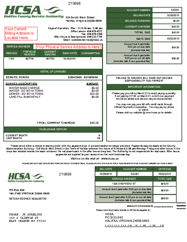 Understanding Your Bill Hcsa Website
